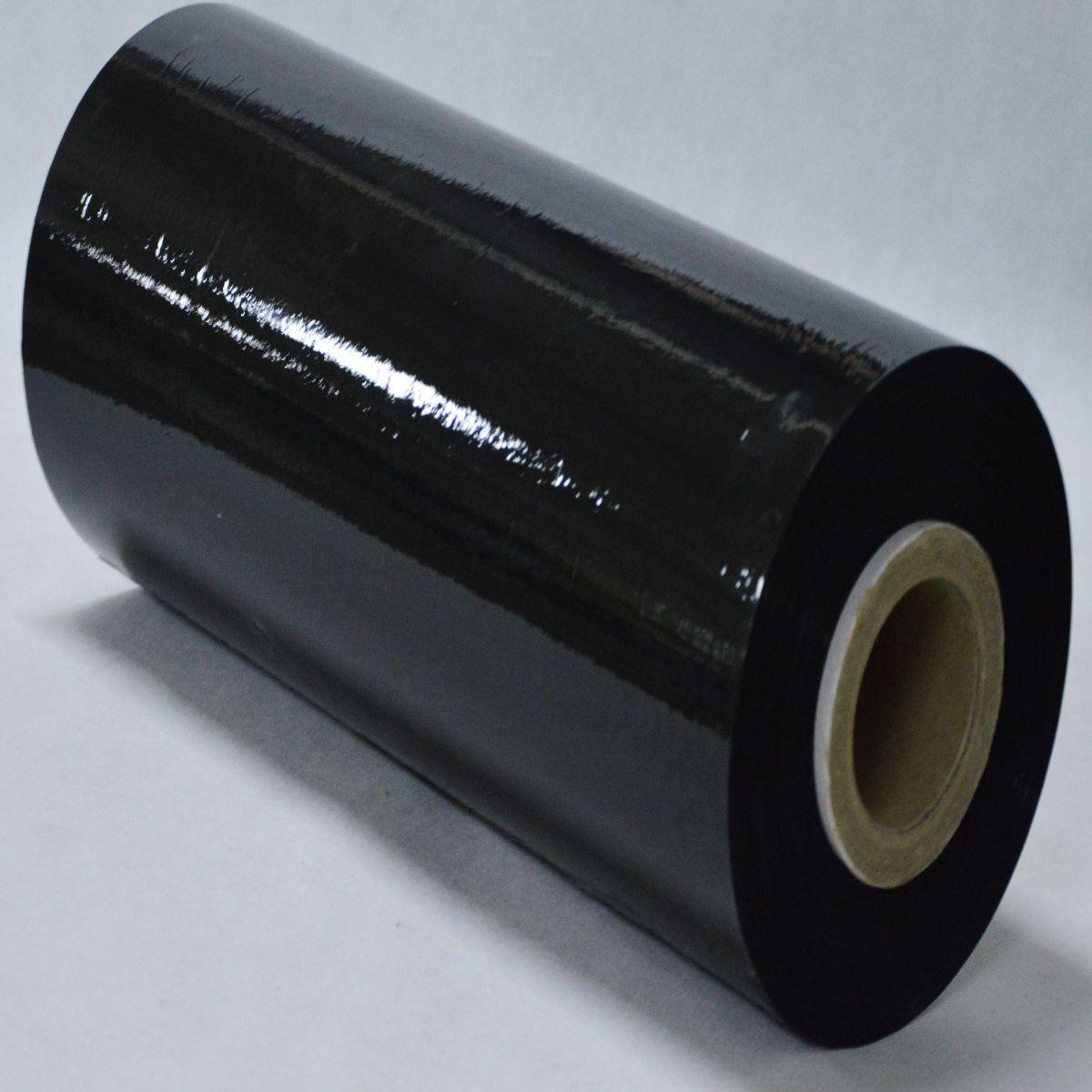 Folia stretch maszynowa czarna standard