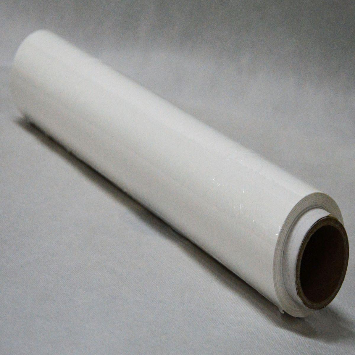 Folia stretch ręczna biała
